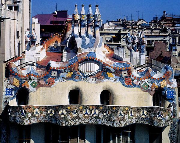 Casa Batlló by Antoni Gaudí 02