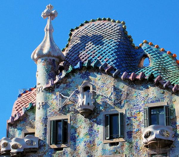 Casa Batlló by Antoni Gaudí 03