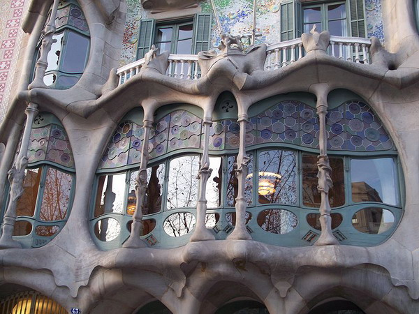 Casa Batlló by Antoni Gaudí 04