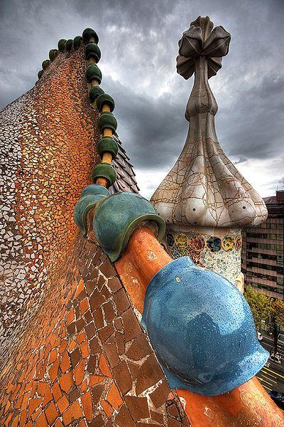 Casa Batlló by Antoni Gaudí 07