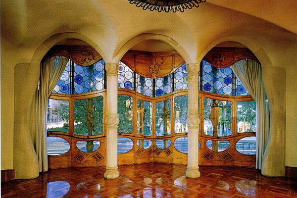 Casa Batlló by Antoni Gaudí 08