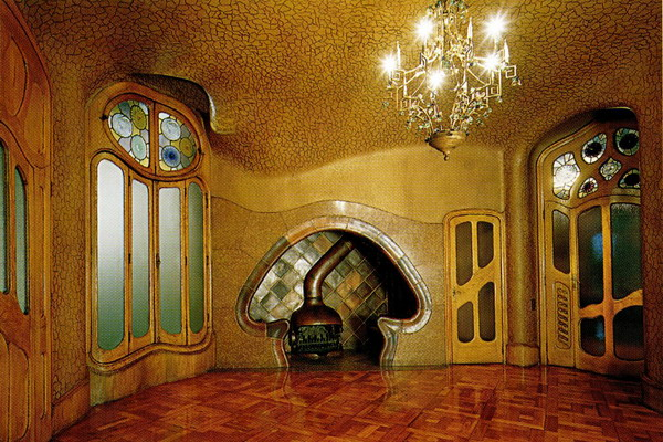 Casa Batlló by Antoni Gaudí 09