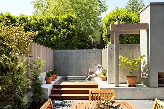 Cool-comfortable-Courtyard-Design