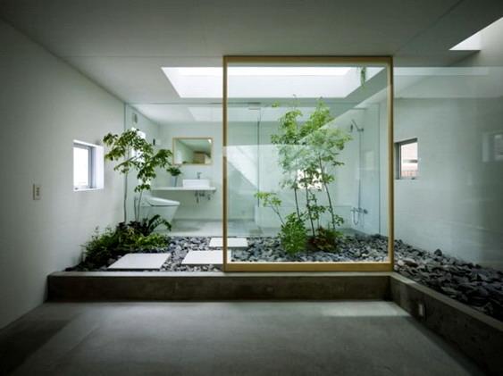 Modern-indoor-courtyard-design-582x435
