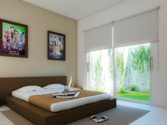 Patio-Courtyard-design-outside-of-sliding-doors-582x436