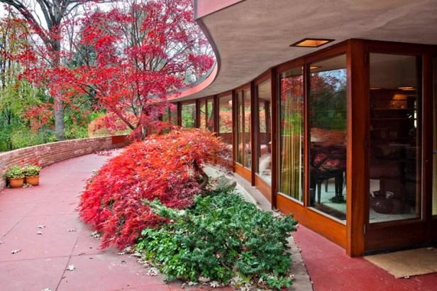 Kenneth Lauren House by Frank Lloyd Wright 02
