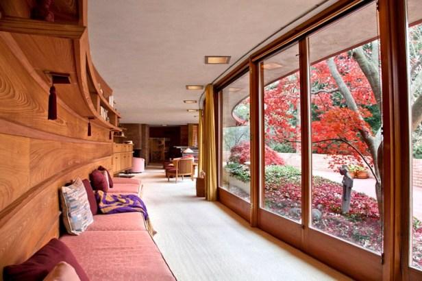 Kenneth Lauren House by Frank Lloyd Wright 03