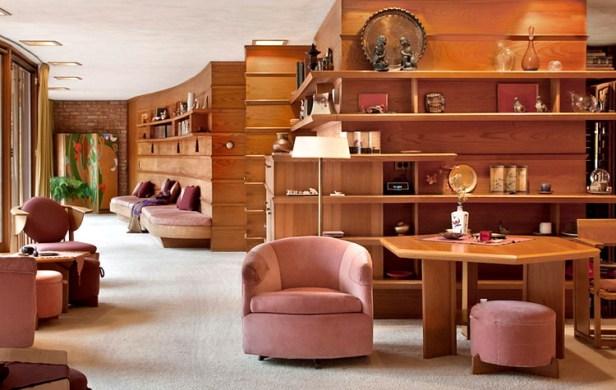 Kenneth Lauren House by Frank Lloyd Wright 05