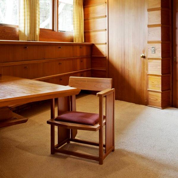 Kenneth Lauren House by Frank Lloyd Wright 07