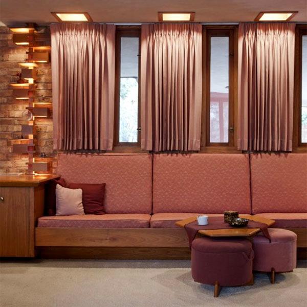 Kenneth Lauren House by Frank Lloyd Wright 08