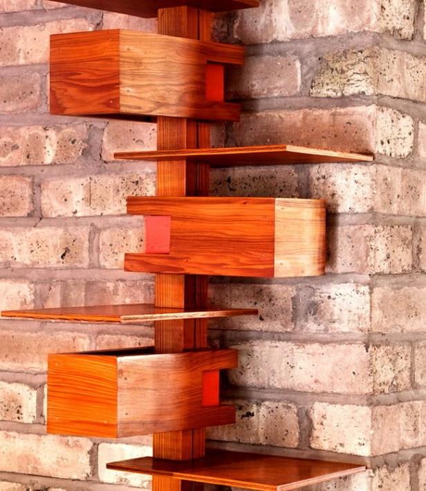 Kenneth Lauren House by Frank Lloyd Wright 11