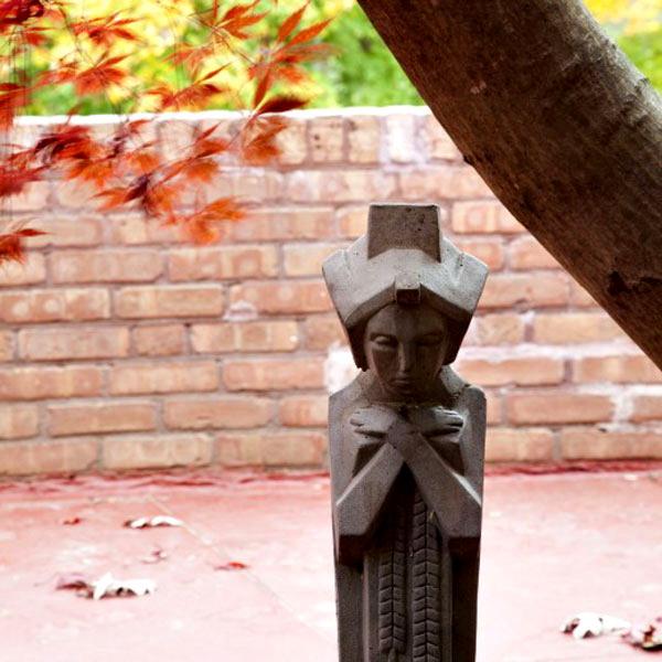 Kenneth Lauren House by Frank Lloyd Wright 14