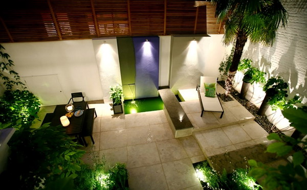 Outdoor-rooms