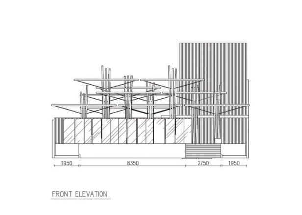 Restaurant at Greenville  DSA+s  030-front-elevation