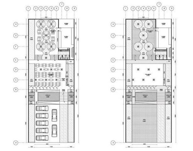 Restaurant at Greenville  DSA+s  030-plans