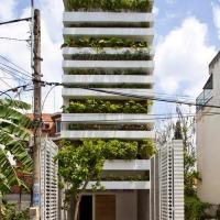 Stacking Green House | Nhà ở Quận 2, Tp. Hồ Chí Minh - Võ Trọng Nghĩa Architects [Updated]