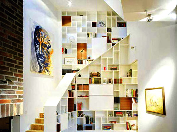 stair-shelves
