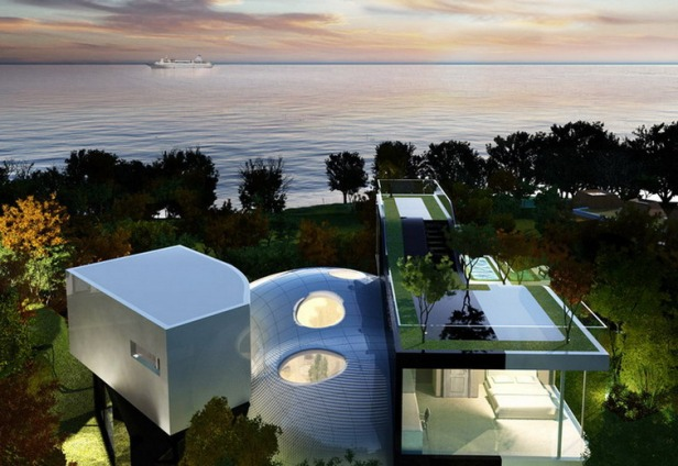 jeju cocoon house by planning korea 05