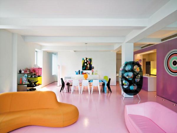 Karim-Rashid-colorful-interiors
