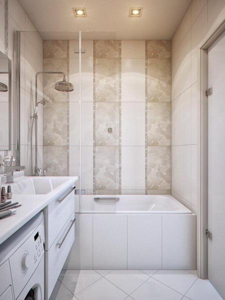 kientrucnhangoi-vintage-01-Bathtub-on-a-Decorative-Tiled-Wall