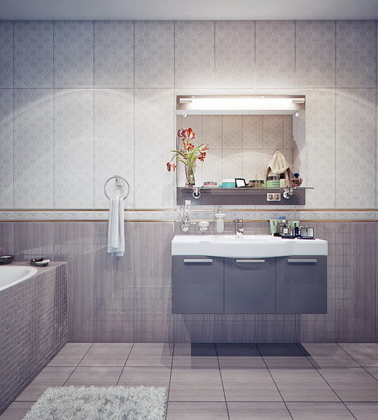 kientrucnhangoi-vintage-01-Cooler-Toned-Bathroom
