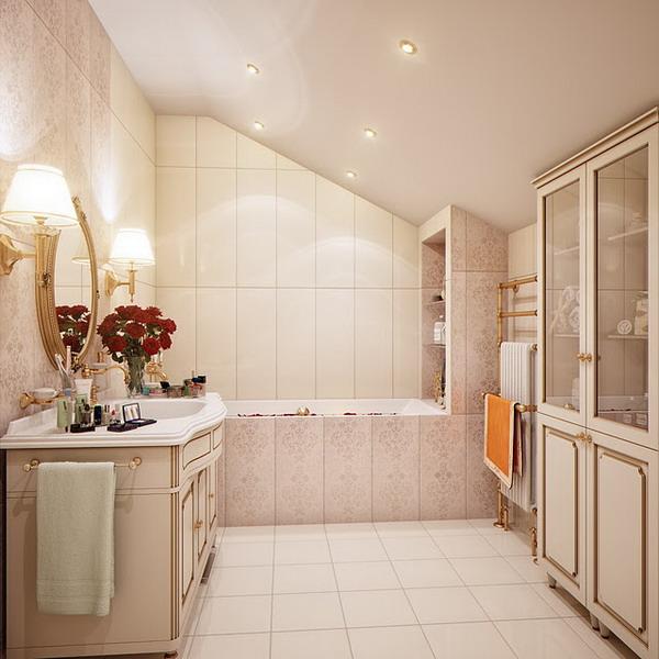 kientrucnhangoi-vintage-01-Overview-of-an-Inviting-Bathroom