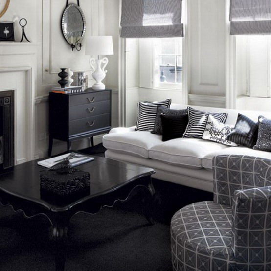 black-and-white-in-traditional-living-rooms-23