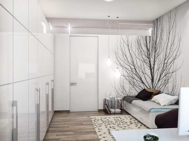 Black-white-guest-bedroom