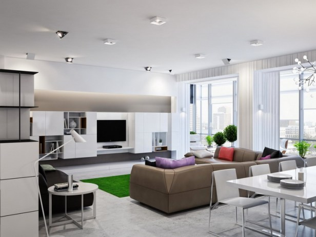 Neutral-open-plan-living-room
