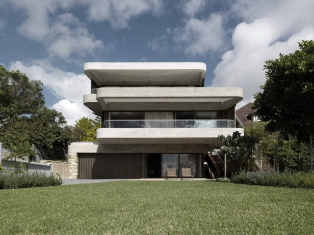 Gordons Bay House by Luigi Rosselli Architects 01