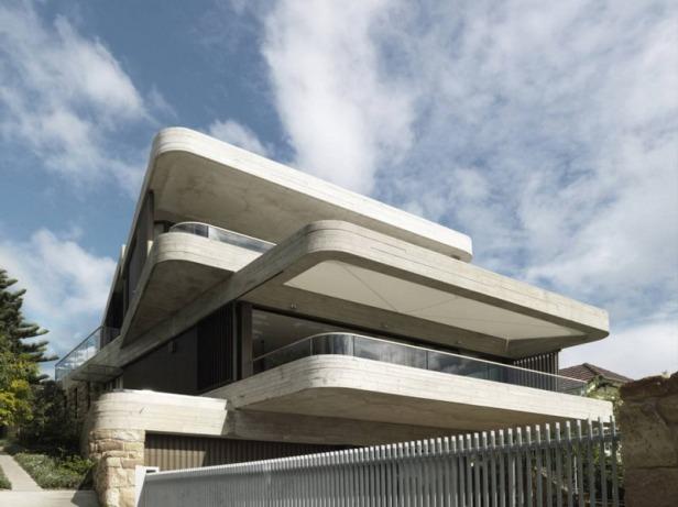 Gordons Bay House by Luigi Rosselli Architects 03