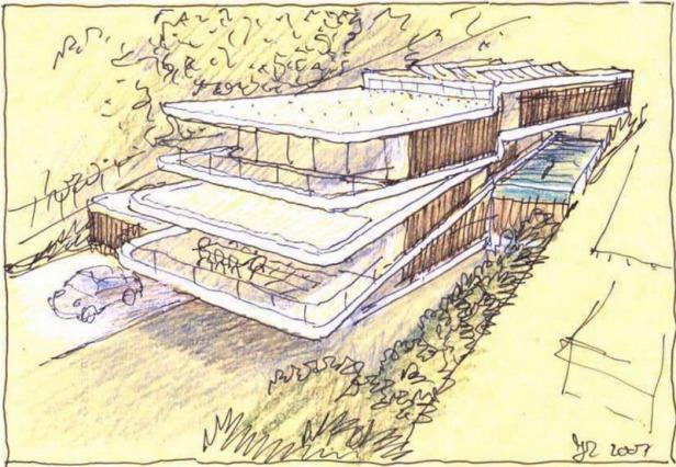 Gordons Bay House by Luigi Rosselli Architects 16