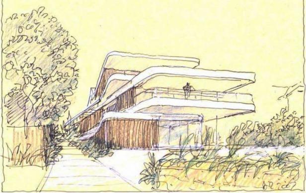 Gordons Bay House by Luigi Rosselli Architects 17