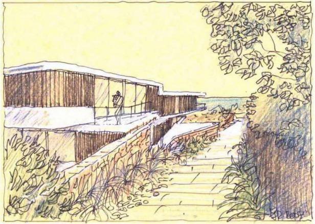 Gordons Bay House by Luigi Rosselli Architects 18