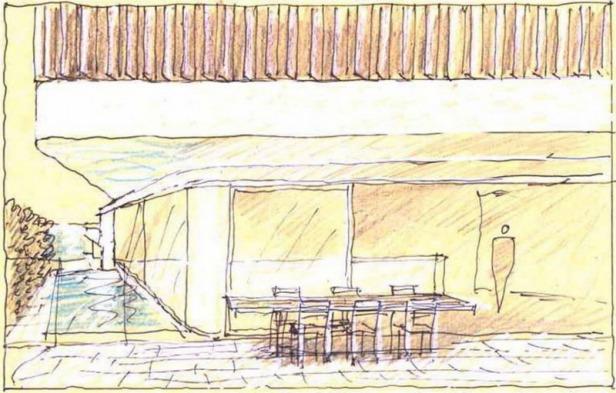 Gordons Bay House by Luigi Rosselli Architects 19