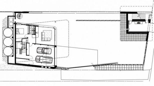 Gordons Bay House by Luigi Rosselli Architects 21