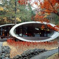 Shell House / Nhà ở Nagano, Nhật Bản - ARTechnic Architects