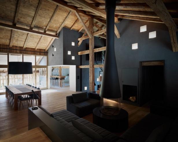 Villa Solaire by Jérémie Koempgen Architectects (JKA) + FUGA 011