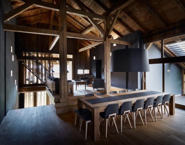 Villa Solaire by Jérémie Koempgen Architectects (JKA) + FUGA 013
