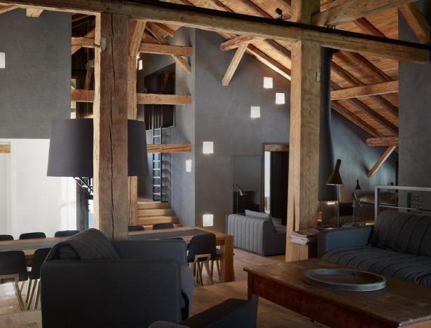 Villa Solaire by Jérémie Koempgen Architectects (JKA) + FUGA 014