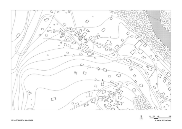Villa Solaire by Jérémie Koempgen Architectects (JKA) + FUGA 027