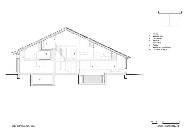 Villa Solaire by Jérémie Koempgen Architectects (JKA) + FUGA 033