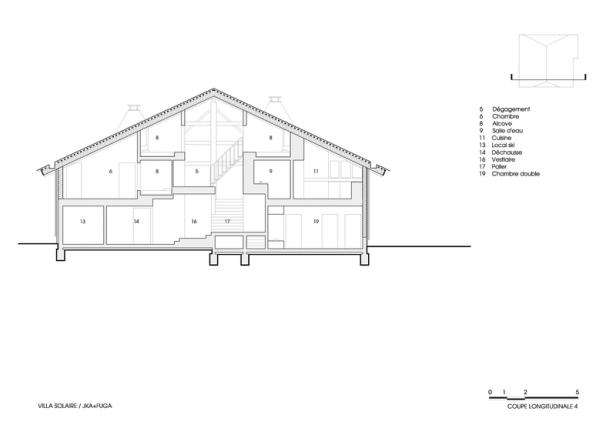 Villa Solaire by Jérémie Koempgen Architectects (JKA) + FUGA 035
