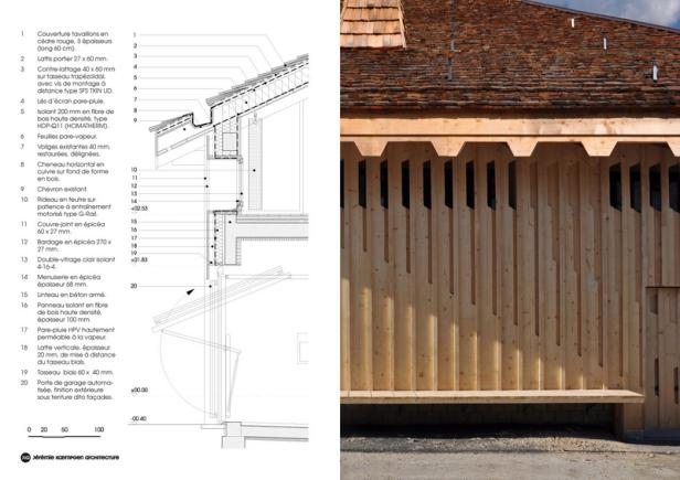 Villa Solaire by Jérémie Koempgen Architectects (JKA) + FUGA 036