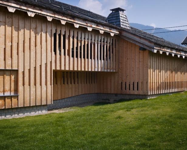 Villa Solaire by Jérémie Koempgen Architectects (JKA) + FUGA 04