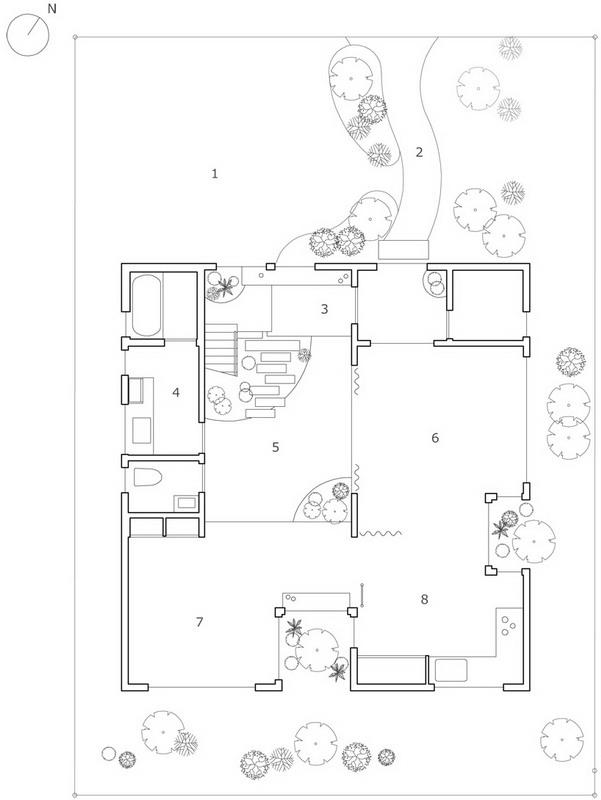 kofunaki house by ALTS design office 08-1