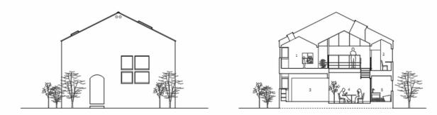 kofunaki house by ALTS design office 09