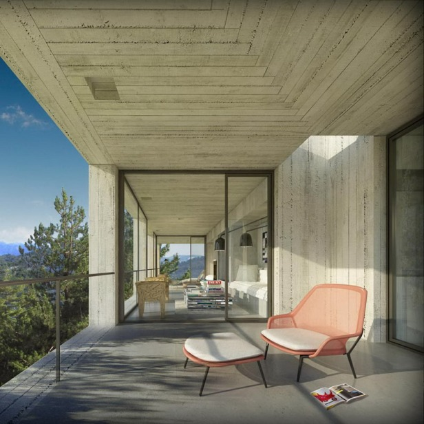 pezo von ellrichshausen architects  solo houses 03