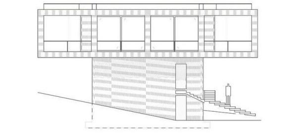 pezo von ellrichshausen architects  solo houses 13