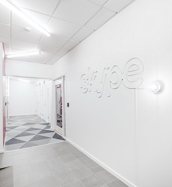 Skype-Entrance